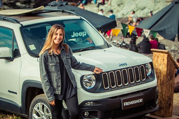 Jeep, Trinidad Segura