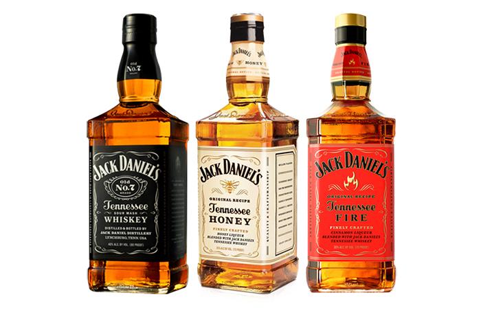 Jack Daniels trilogía
