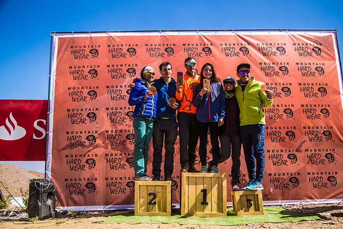 Cumbres Mountain Hardwear 2018