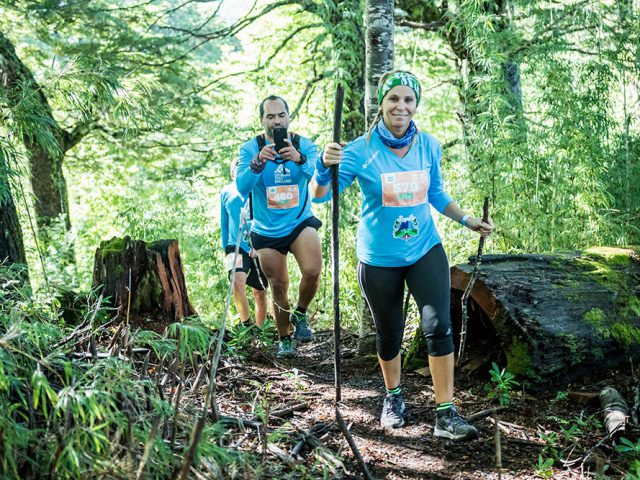 Columbia Trail Challenge