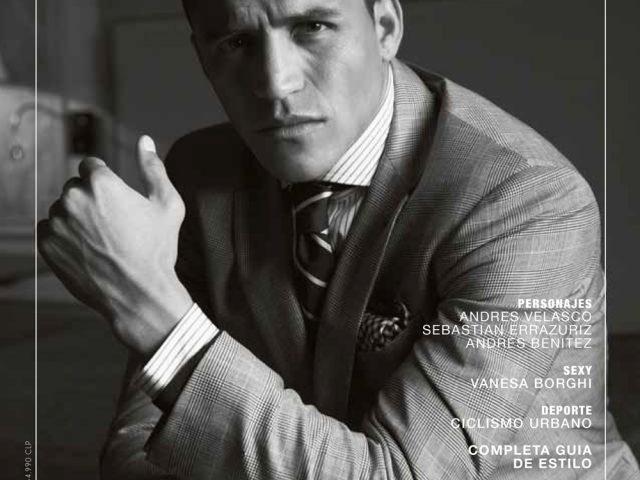Revista de moda hombre