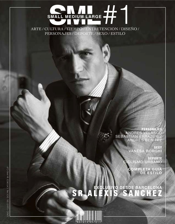Revista de moda de hombre