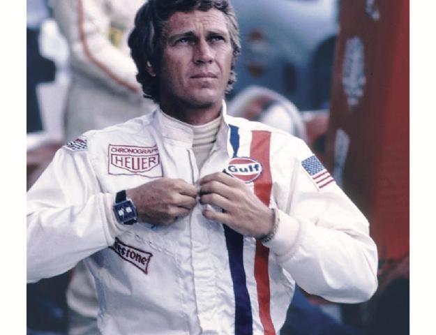 Steve McQueen: El hombre & Le Mans