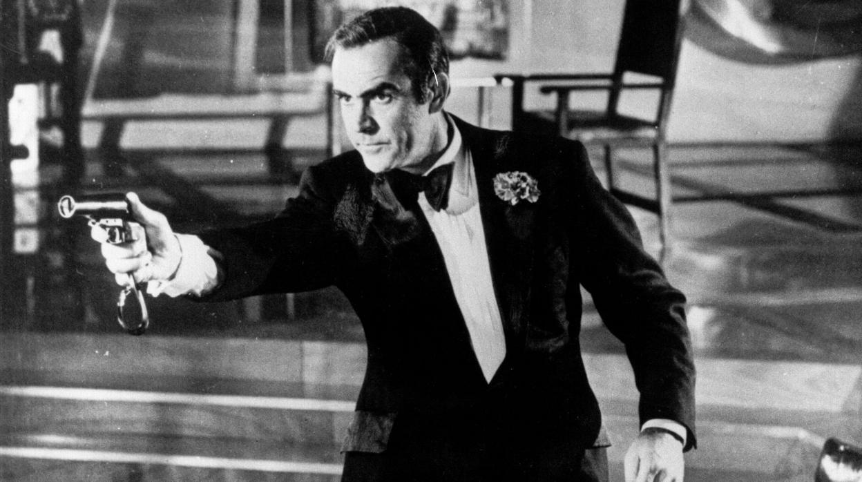 Sean Connery Bond